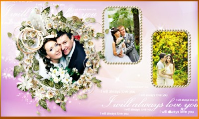 5072_Project ProShow Producer  Happy wedding